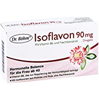 Preisvergleich für Dr. Böhm Isoflavon forte 90 mg, 60 St. Dragees