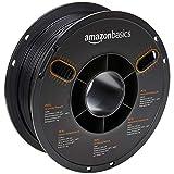 AmazonBasics Filament PETG pour imprimante 3D, 2,85 mm, Noir, bobine de 1 kg