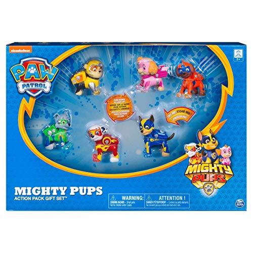 Paw Patrol 6046559 Geschenkset Mighty Pups