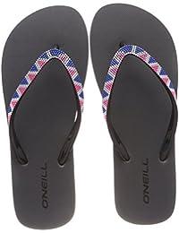 Venta Bajo Precio De Envío De Pago Comprar Barato En Línea O'Neill FW Woven Strap Flip Flops amazon-shoes marroni av3WK2mj