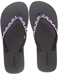 O'Neill FW Woven Strap Flip Flops amazon-shoes marroni