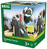 BRIO World 33352 - Dynamit Aktions-Tunnel