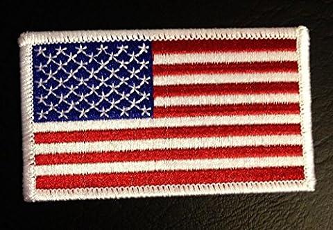 Aufnäher / Bügelbild - USA Army Flagge