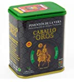 Caballo de Oros Pimentón de la Vera Smoked Sweet Paprika (Dulce) (75g)