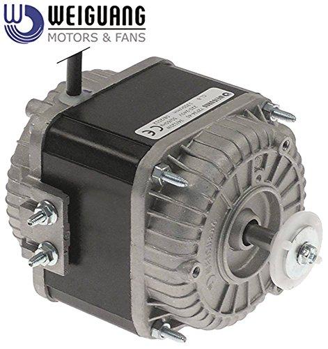 Lüftermotor 230V 34W 1300U/min 50/60Hz