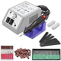 Hengda® 10W Nail Studio Nailer 14000 rpm Regulador Stepless Set cortador Manicura 230v Pedicure Electric Nageldesign