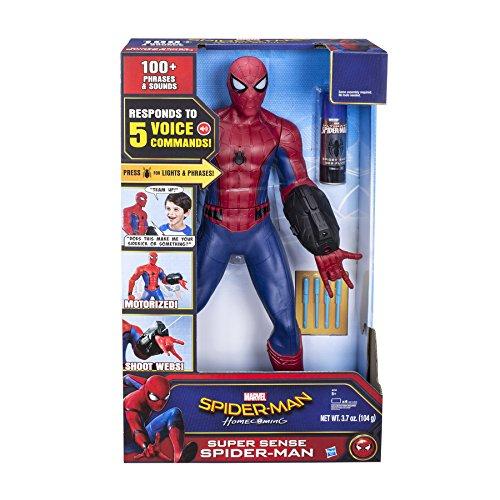 Spider-Man - Super Sense Personaggio interattivo, B9704103