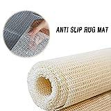 Antirutschmatte 150 x 50 cm - Teppichunterlage Teppichstopper Rutschschutz Teppichunterleger für Teppich Teppich Antirutsch Rutsch Stop