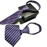 Best Uomo Camicie da sposa - Fascigirl Business Tie, Cravatta Regolabile con Cerniera Pre-legata Review