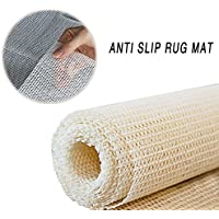 Sous-tapis, Tapis antidérapant,Antidérapante pour Tapis,Facile à Laver, Peut Etre Coupé(150x50cm)