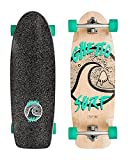 Quiksilver Ghetto Surf Cruiser Skate Mixte Adulte, Multicolore