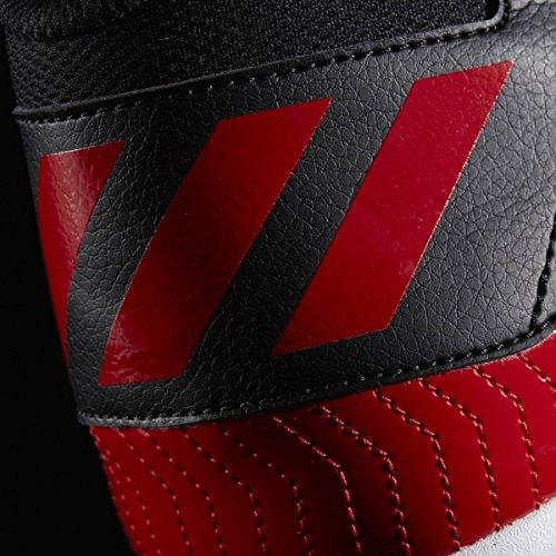 adidas Nxt Lvl Spd V, Chaussures de Basketball Homme Rouge (Escarl/negbas/ftwbla)