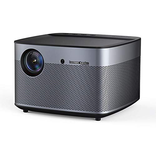 XGIMI H2 Proiettore Intelligente True 1080P 4K Supported 1350ANSI lm Built-in Harman/Kardon Speakers, Android OS, Goditi Youtube 4K su 300 Esposizione Inch