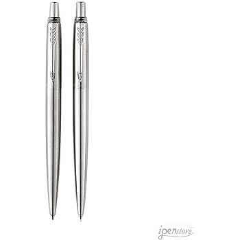 Parker Jotter Ballpoint Pen Amp Pencil Set Stainless Steel