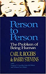 Person to Person: The Problem of Being Human (Condor Books) by Carl R. Rogers (1994-01-01)