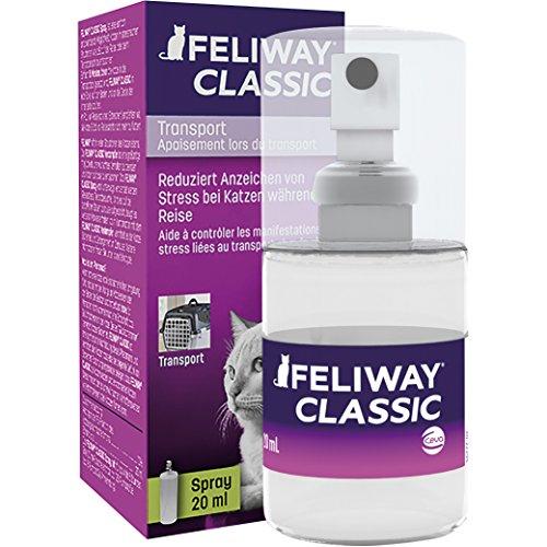 FELIWAY CLASSIC Transportspray, 20 ml