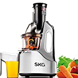 SKG Wide Chute Anti-Oxidation Slow Masticating Juicer - Best Reviews Guide
