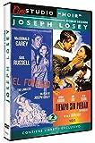 Doble Sesión Joseph Losey: El forajido + Tiempo sin piedad V.O.S [DVD]