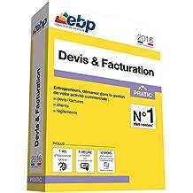 EBP Devis & Facturation Pratic 2016 + VIP