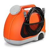 Cartrend 80320 Station de lavage mobile, 15litres, nettoyant haute pression 3 à 9bars, portatif, roulant, 12volts