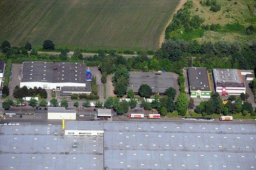 MF Matthias Friedel - Luftbildfotografie Luftbild von Oststraße in Norderstedt (Segeberg), aufgenommen am 08.06.08 um 16:30 Uhr, Bildnummer: 5093-04, Auflösung: 4288x2848px = 12MP - Fotoabzug 50x75cm