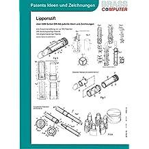 Lippenstift, über 3300 Seiten DIN A4) patente Ideen und Zeichnungen