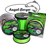 Angel Berger Alligator Braid Neon Grün geflochtene Schnur (500m / 0.22mm)