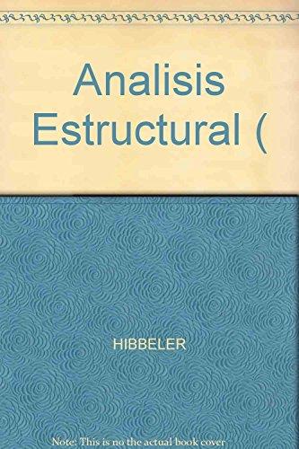 Descargar Libro Analisis Estructural ( de HIBBELER