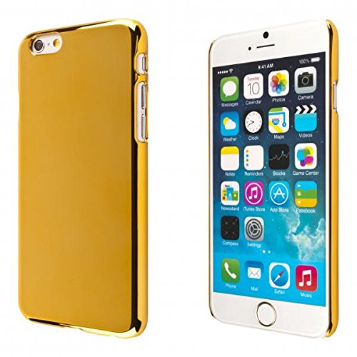 ECENCE APPLE IPHONE 6 6S (4,7) COQUE DE PROTECTION RIGIDE HOUSSE CASE COVER FéE FéE OR 41030504 Or