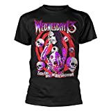 Wednesday 13 Official T Shirt Condolences Album ONLY ONE Wednesday