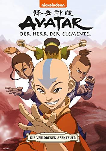 Avatar - Der Herr der Elemente 4: Die verlorenen Abenteuer