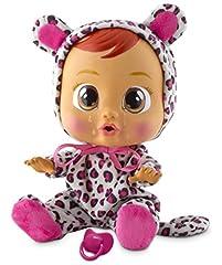 Idea Regalo - IMC Toys Cry Babies Bebé Piagnucolosi Lea, 10574