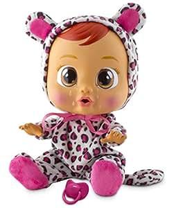 IMC Toys - 10574 - Cry Babies bebé piagnucolosi LEA