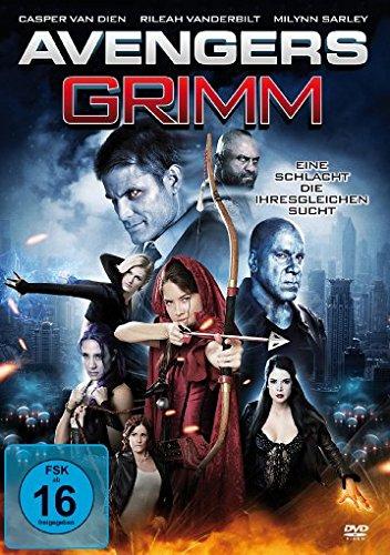 Bild von Avengers Grimm - Eine Schlacht die ihresgleichen sucht