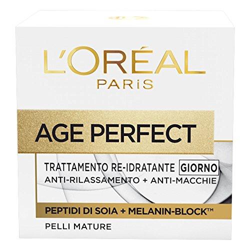 loral-paris-age-perfect-crema-viso-re-idratante-giorno-50-ml