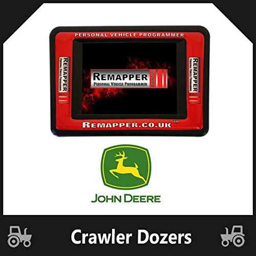 John Deere crawler dozers Customized OBD ECU Remapping, Engine Remap & Chip Tuning Tool - Superior Over Diesel Tuning Box - Diesel-crawler