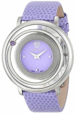 Versace Women's VFH140014 Venus Purple Watch