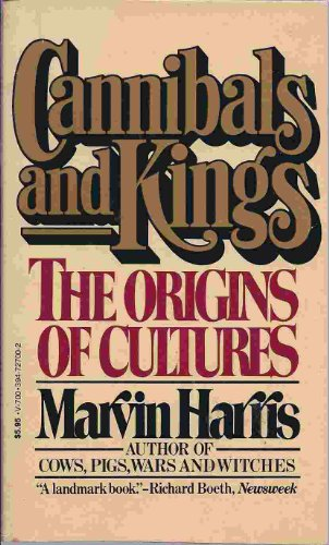 essays on cows pigs wars witches by marvin harris Cows, pigs, wars & witches: the riddles of culture by harris' attack on charles reich and the consciousness iii folk essays & anthologies.