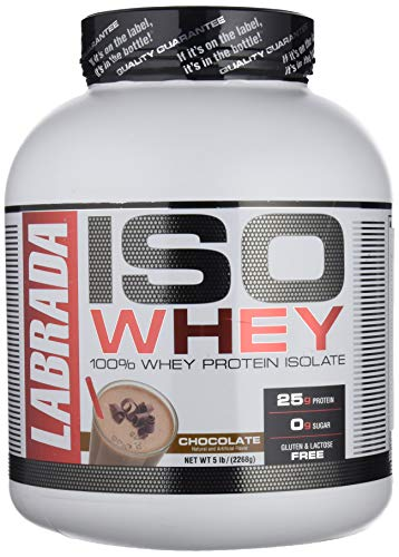 Labrada nutrition - labrada iso lean pro chocolate 5b