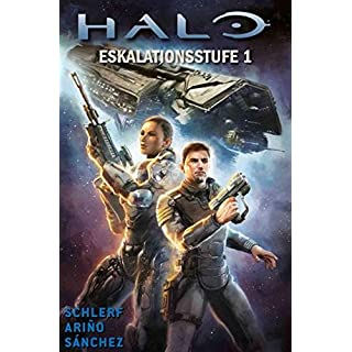 Halo: Graphic Novel Bd. 6: Eskalationsstufe 1