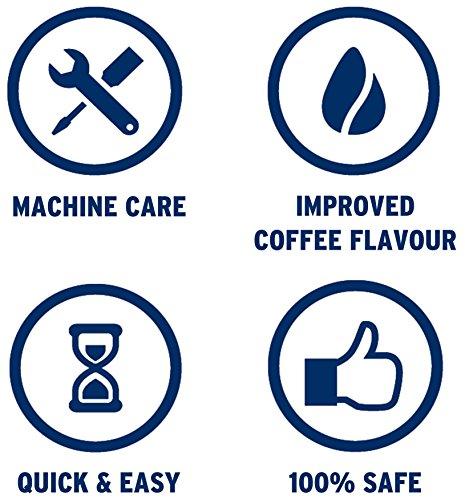 Caffenu® Reinigungskapseln - 6