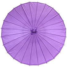 O-size O-size Paraguas de bambú de estilo japonés de bambú Sombrilla paraguas paraguas antigua china