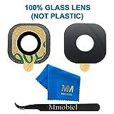 MMOBIEL Glass Linse für Samsung Galaxy S7 G930 / S7 Edge G935 Series Hauptkamera Back Kamera Glas Linse Ersatz Set + vorinstalliertem 3M doppelseitigem Klebepad + Pinzette Mikrofaser Tuch