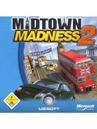 Midtown Madness 2 (Software Pyramide)