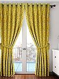 #8: Cortina New Patch Premium Door Curtain Set of 2 (2PC)