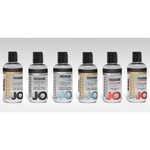 System JO Premium-Silikon Personal Lubricant - Warming Anal Lube 135ml/4.5 Flüssigunze Flasche - System JO Premium Silicone Personal Lubricant - Warming Anal Lube 135ml/4.5 fl oz Bottle - System Jo Silicone