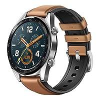 Huawei Watch GT Fashion - Reloj (TruSleep, GPS, monitoreo del ritmo cardiaco)...