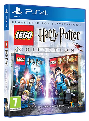 Image of Lego Harry Potter Collection (PS4)
