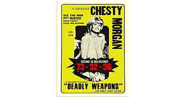 Chesty Morgan Tube