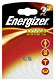 Energizer - 635120 - 2 Piles pour Montre Oxyde d'Argent 377/376 - 1,55 V - Lot de 2